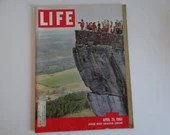 1960 Life Magazine, April 25,  Lover's Leap , US Space Program, Arnold Palmer, Hogan, Snead