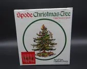 Spode Christmas Tree Set of 4 Highball Glasses  in Original Box - 2 Sets Available