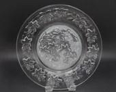 "Vintage Princess House Fantasia 10"" Dinner Plate - 8 Available"