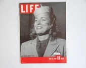 Vintage 1939 Life Magazine May 22 Girl Guide New York World's Fair Guide - Farley - Lewis - Communists