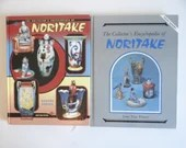"""Vintage """"The Collector's Encyclopedia of Noritake"""" First and Second Series by Joan Van Patten Hardcover Reference Books"""