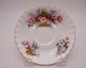 "Vintage Royal Albert English Bone China Summertime Series ""Fairfield"" Teacup Saucer"