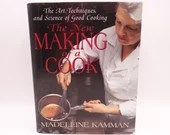Vintage Art, Techniques and Science of Good Cooking Hardcover Cookbook with Dust Jacket - Great Vintage Cookbook  - Cook Book