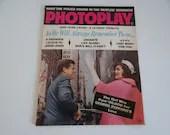 Photoplay Magazine December 1964  Movie Magazine Tribute to John and Jackie Kennedy - Frank Sinatra - Beatles - Dean Martin