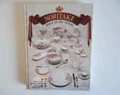 """Vintage """"Noritake Jewel of the Orient"""" Bob Page, Dale Frederiksen Dean Six Hardcover Reference Book"""