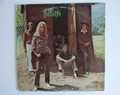 """Plays Well First US Pressing 1969 Dunhill Records Smith """"A Group Called Smith"""" DS 50056 Vinyl LP Record Album Classic Rock R&B Rock and Roll"""