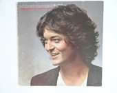 """Plays Well 1981 Warner Bros Rodney Crowell Self Titled """"Rodney Crowell"""" BSK 3587 Vinyl LP Record Album Southern Rock Country Rock"""