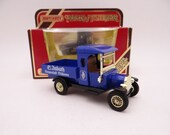 """MIB Vintage Lesney Matchbox Y-12 Models of Yesteryear 1912 Model 'T' Ford """"Imbach"""" Truck Diecast Car in Original Box"""