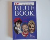 """Vintage 12th Blue Book Dolls & Values"""" by Jan Foulke Softcover Reference Book"""