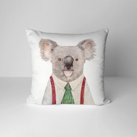 beautiful handmade koala bear accent