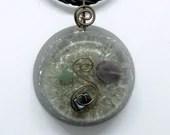 Amethyst Money Amulet, Or...