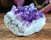Small Amethyst Crystal Cl...