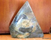 Golden Labradorite Crystals, Raw Labradorite, Polished Labradorite, Rainbow Labradorite ~1700