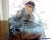 Raw Smoky Quartz Crystal ...