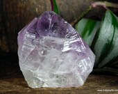 Raw Amethyst Crystal Point Purple Amethyst ~1892