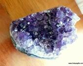 Amethyst Crystal Cluster,...