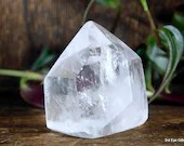 Clear Quartz Crystal Tower, Quartz Crystal Point ~1969