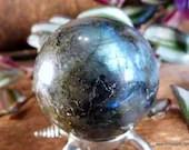 Blue Labradorite Crystal ...