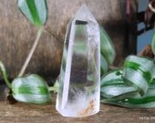 Clear Quartz Crystal Tower, Quartz Crystal Point ~1967