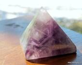 Fluorite Pyramid, Pyramid...