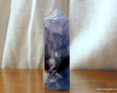 Purple Fluorite Crystal T...