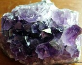 Amethyst Geode Purple Amethyst Point ~1503