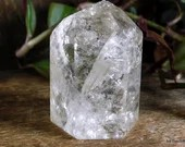 Clear Quartz Crystal Tower, Clear Quartz, Crystal Point, Reiki Crystal Wand ~1921