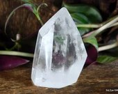 Quartz Point Clear Quartz Crystal Tower, Quartz Crystal Point ~1975