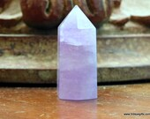 Purple Amethyst Crystal Point, Polished Amethyst Point ~1590