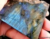 Labradorite, Blue & Gold ...