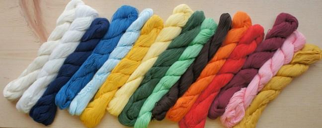 Sashiko Thread Mono Color...