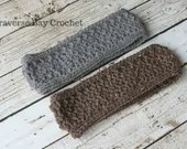 Crochet headband pattern ...