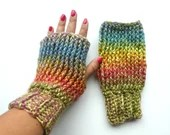 Crochet Fingerless Up Nor...