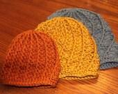 Crochet Beanie Hat Baby T...