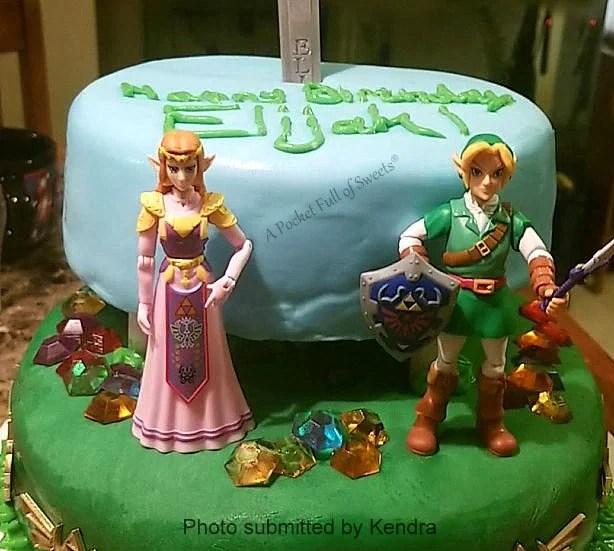 Rupees Cake Topper Birthday Cake Decorations Edible Zelda Etsy