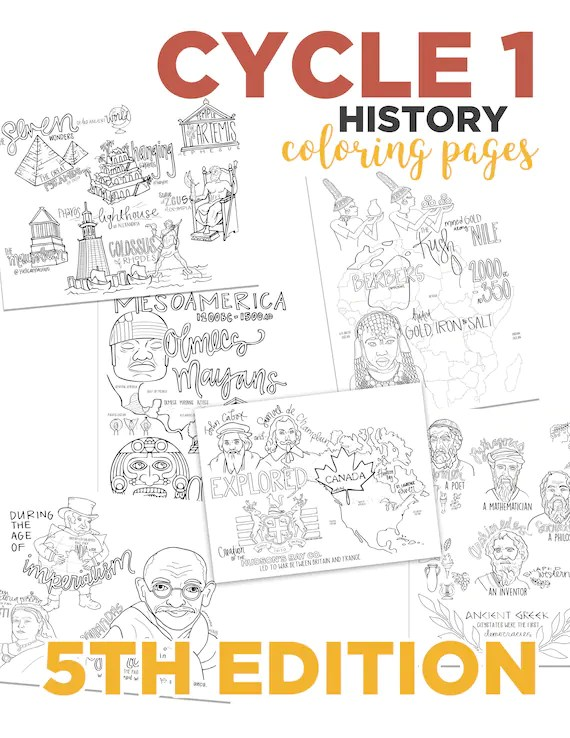 history coloring pages # 25