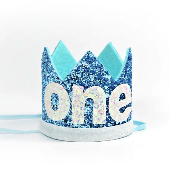 Boy Birthday Crown First Birthday Boy Crown 1st Birthday Etsy