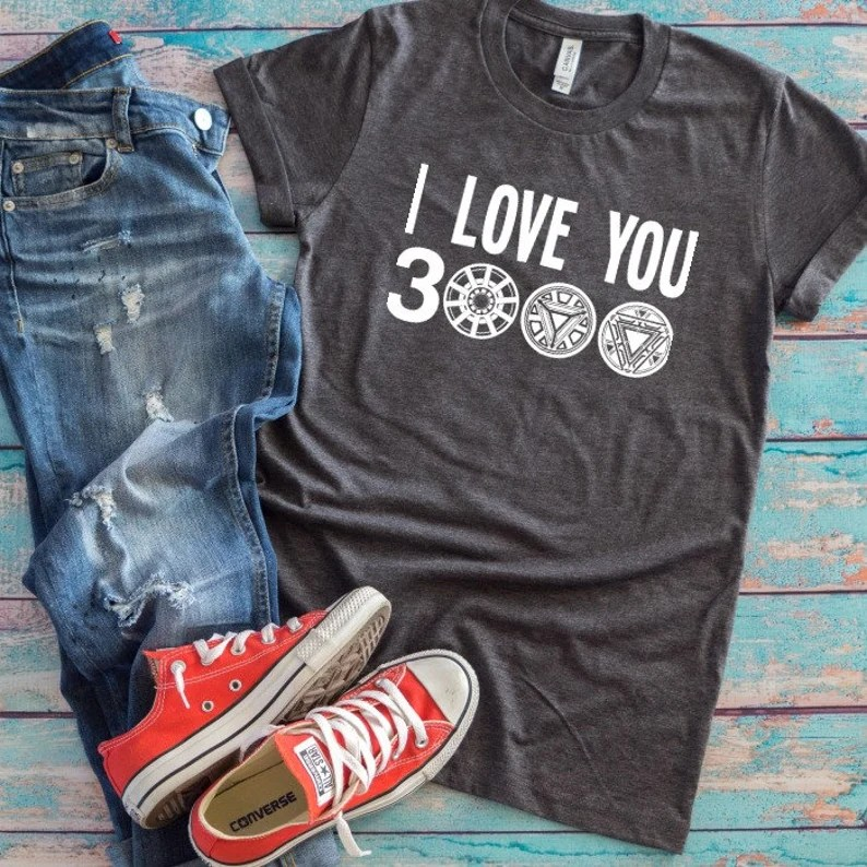 Download I Love You 3 000 Svg - DAD I love you 3000, Father Son ...