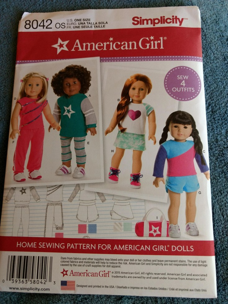 Simplicity Pattern 8042 A...