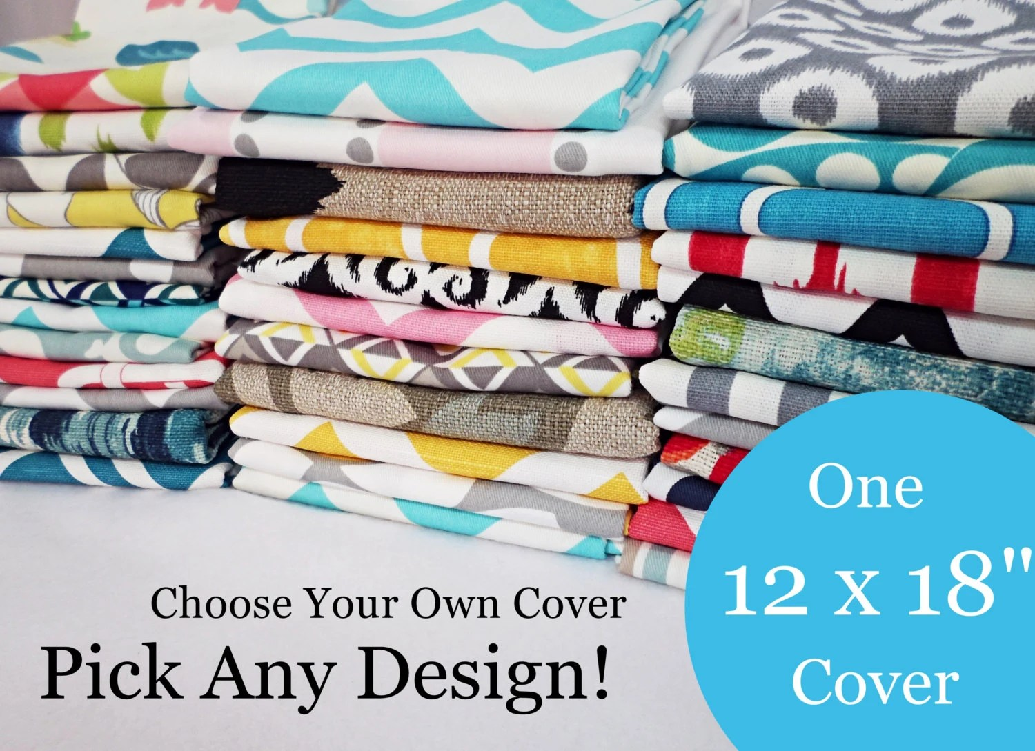 12 x 18 pillow cover etsy