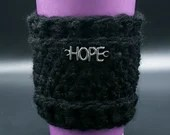 Hope Coffee Sweater