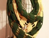 Oregon Ducks Trellis Scarf