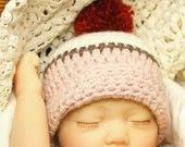Baby 3-6 month Ice Cream Sundae Hat