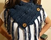 Pattern for Rustic 'Ohana Cowl