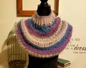 Sweater Cowl in 'Rose-Scented'