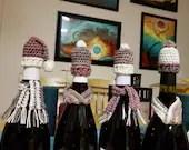 Pattern for 'Ohana Bottle Caps