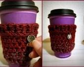Love Charm Coffee Sweaters