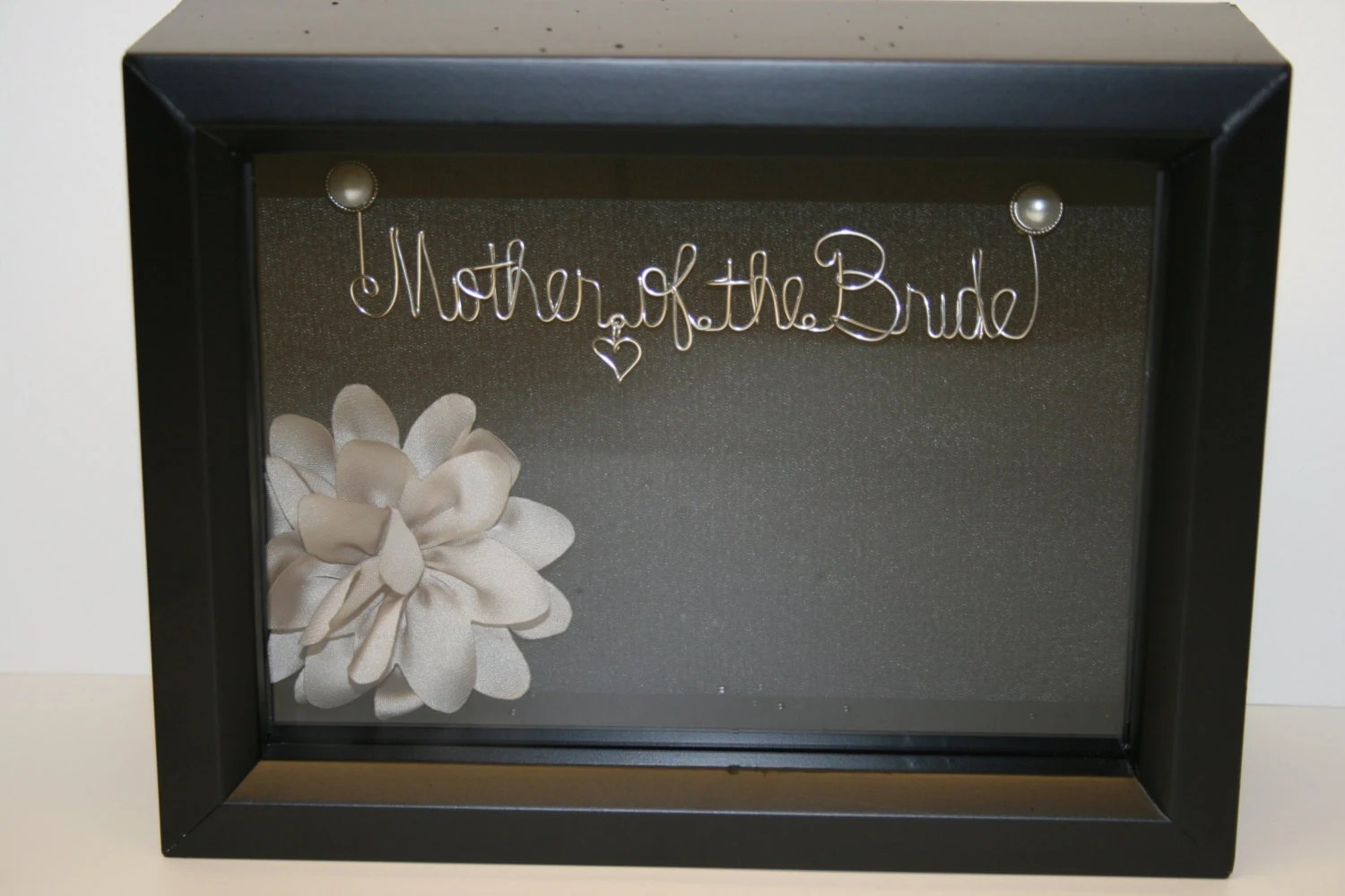 Mother Of The Bride. Wedding. Bridal Shower. Gift Idea