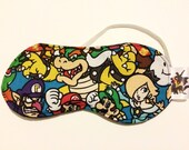 Sleep Mask, Nintendo Char...