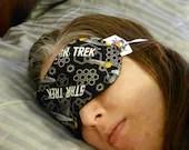 Star Trek Sleep Mask Hexes